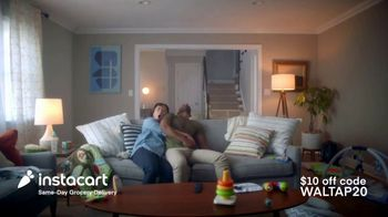 Instacart TV Spot, 'Grocery Shopping Simplified: The Miracle Nap' - Thumbnail 3