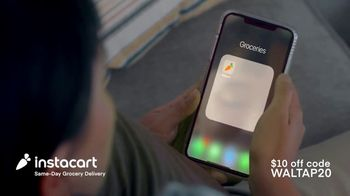 Instacart TV Spot, 'Grocery Shopping Simplified: The Miracle Nap' - Thumbnail 4