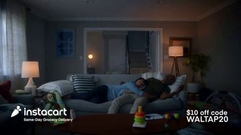 Instacart TV Spot, 'Grocery Shopping Simplified: The Miracle Nap' - Thumbnail 8
