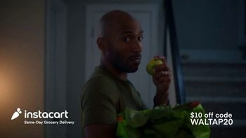 Instacart TV Spot, 'Grocery Shopping Simplified: The Miracle Nap' - Thumbnail 9