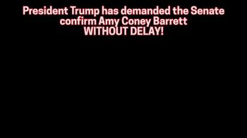Great America PAC TV Spot, 'Confirm Amy Coney Barrett Without Delay' - Thumbnail 1