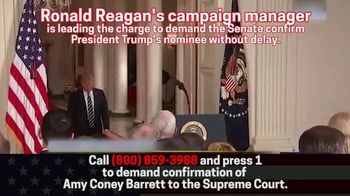 Great America PAC TV Spot, 'Confirm Amy Coney Barrett Without Delay' - Thumbnail 5