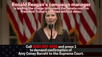Great America PAC TV Spot, 'Confirm Amy Coney Barrett Without Delay' - Thumbnail 6