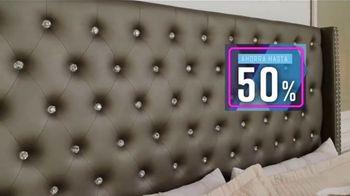 Ashley HomeStore Private Sale TV Spot, 'Ahorros exclusivos' [Spanish] - Thumbnail 3