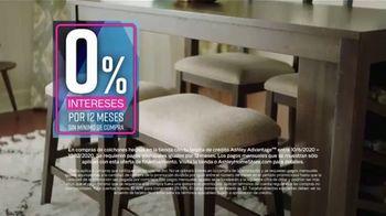 Ashley HomeStore Private Sale TV Spot, 'Ahorros exclusivos' [Spanish] - Thumbnail 5