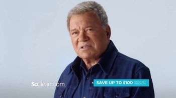 SoClean TV Spot, 'New Family of Products' Featuring William Shatner
