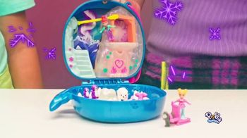 Polly Pocket Compacts TV Spot, 'Snow Much Fun' - Thumbnail 5