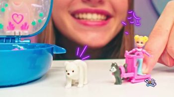 Polly Pocket Compacts TV Spot, 'Snow Much Fun' - Thumbnail 6