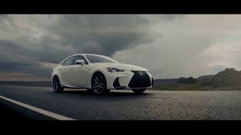 Lexus IS TV Spot, 'Legacy in the Making' [T1]