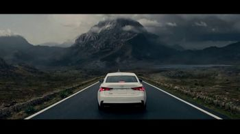 Lexus IS TV Spot, 'Legacy in the Making' [T1] - Thumbnail 2