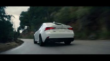 Lexus IS TV Spot, 'Legacy in the Making' [T1] - Thumbnail 5