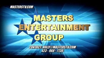 Masters Entertainment Group TV Spot, 'Cover Your Event' - Thumbnail 7