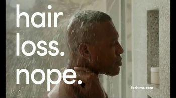 Hims TV Spot, 'Shower' Song by Ryan Innes