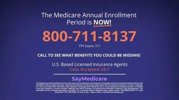 SayMedicare Helpline TV Spot, 'Medicare Coverage Update' - Thumbnail 7