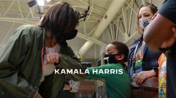 Biden for President TV Spot, 'On the Ballot: Kamala' - Thumbnail 2