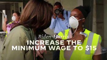 Biden for President TV Spot, 'On the Ballot: Kamala' - Thumbnail 8