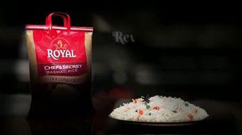 Authentic Royal Basmati Rice TV Spot, 'Secret Ingredients' - Thumbnail 9