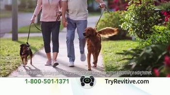 Revitive TV Spot, 'Walk With Walter: Trial and Accessories'