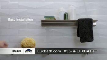 Kohler LuxStone TV Spot, 'Shower Guru: Dan: $1,000 Off' - Thumbnail 7