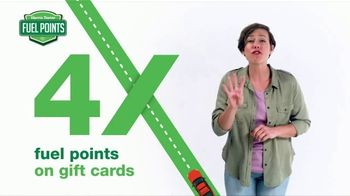 Harris Teeter Fuel Points TV Spot, 'Four Times the Points'