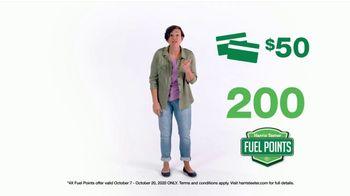 Harris Teeter Fuel Points TV Spot, 'Four Times the Points' - Thumbnail 5