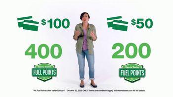 Harris Teeter Fuel Points TV Spot, 'Four Times the Points' - Thumbnail 6