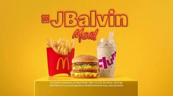 McDonald's TV Spot, 'El J Balvin Meal' con J Balvin [Spanish] - Thumbnail 10