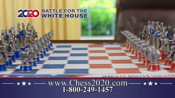 Chess 2020: Battle for the White House TV Spot, 'Democrats Face Republicans' - 9 commercial airings