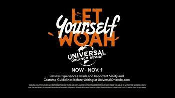 Universal Orlando Resort TV Spot, 'Get Your Halloween On' - Thumbnail 10