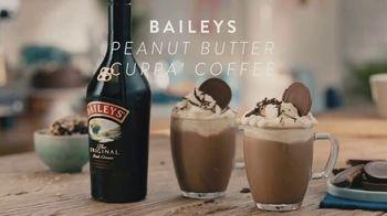 Baileys Irish Cream TV Spot, 'Peanut Butter Cuppa' Coffee'