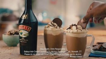 Baileys Irish Cream TV Spot, 'Peanut Butter Cuppa' Coffee' - Thumbnail 10