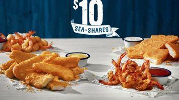 Long John Silver's $10 Sea-Shares TV Spot, 'Choices'