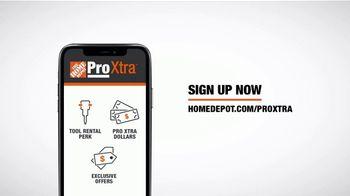 The Home Depot TV Spot, 'Pro Xtra' - Thumbnail 8