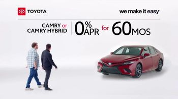 2020 Toyota Camry TV Spot, 'A Big Step' [T2] - Thumbnail 2
