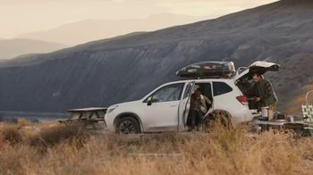 Subaru Forester TV Spot, 'For All You Love' [T1] - Thumbnail 1