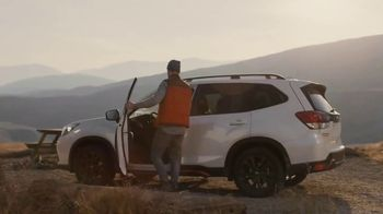 Subaru Forester TV Spot, 'For All You Love' [T1] - Thumbnail 8