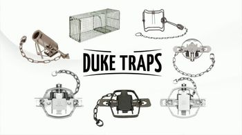 Duke Traps TV Spot, 'The Most Complete Line in the World' - Thumbnail 1