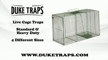 Duke Traps TV Spot, 'The Most Complete Line in the World' - Thumbnail 3
