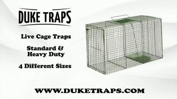 Duke Traps TV Spot, 'The Most Complete Line in the World' - Thumbnail 4