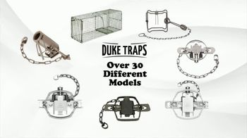 Duke Traps TV Spot, 'The Most Complete Line in the World' - Thumbnail 5