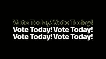 Vote For Your Life TV Spot, 'Vote Today!' - Thumbnail 2
