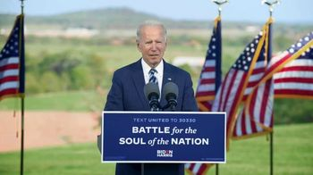 Biden for President TV Spot, 'Powerful Voices' Featuring Doc Rivers - Thumbnail 1