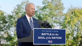 Biden for President TV Spot, 'Powerful Voices' Featuring Doc Rivers - Thumbnail 5