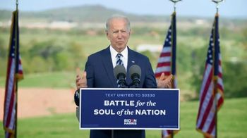Biden for President TV Spot, 'Powerful Voices' Featuring Doc Rivers - Thumbnail 7