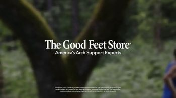 The Good Feet Store TV Spot, 'Live the Life You Love' - Thumbnail 9