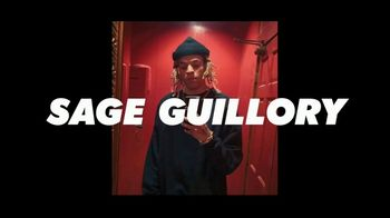 Sprite TV Spot, 'Create Your Future: Sage Guillory' Song by Gia Margaret - Thumbnail 1