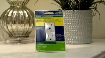 Leviton Manufacturing AFCI Outlet TV Spot, 'Protect Your Home' Featuring Danny Lipford - Thumbnail 7