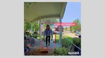 Vivint Doorbell Camera TV Spot, 'The Package Theft That Never Happened'
