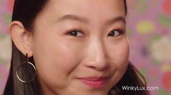 Winky Lux Uni-Brow TV Spot, 'Meet Winky Lux' - 308 commercial airings