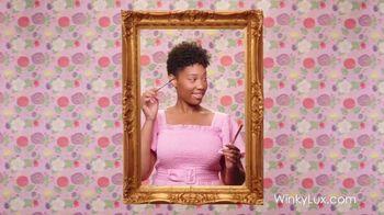 Winky Lux Uni-Brow TV Spot, 'A Little Bit Magic'